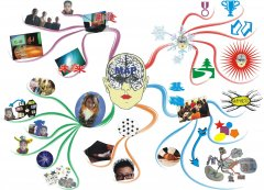 思维导图应用二:读书笔记,用思维